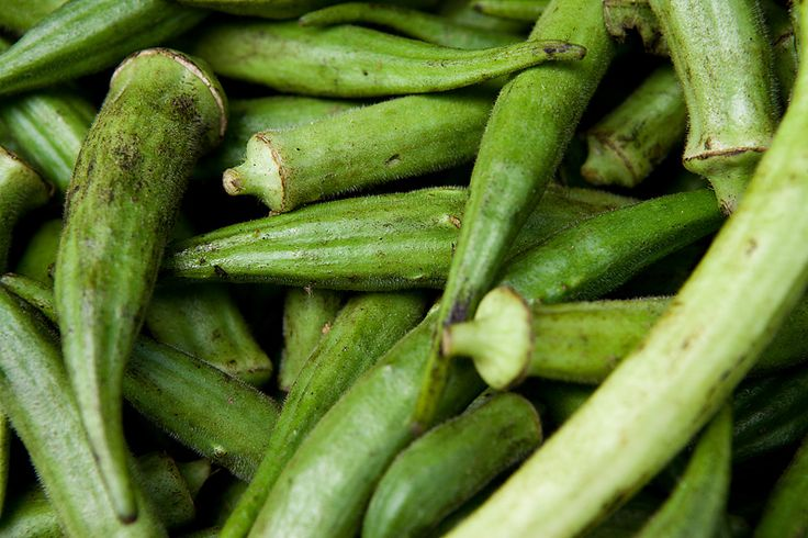 Learn how to plant, grow, and harvest okra with this plant guide from The Old Farmer's Almanac.