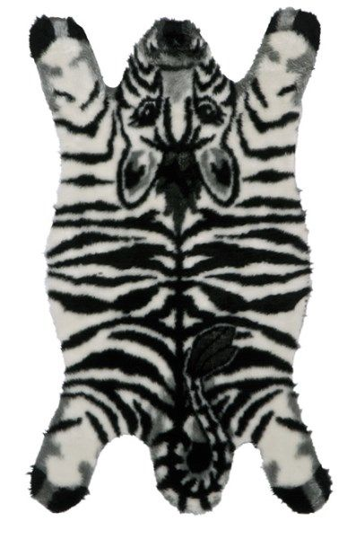 M s de 1000 ideas sobre alfombras de cebra en pinterest - Alfombras animal print ...