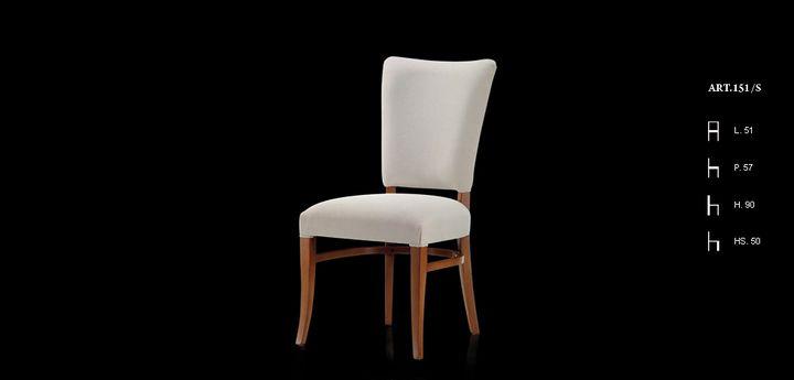 Klasszikus olasz szék / 151 - www.montegrappamoblili.hu