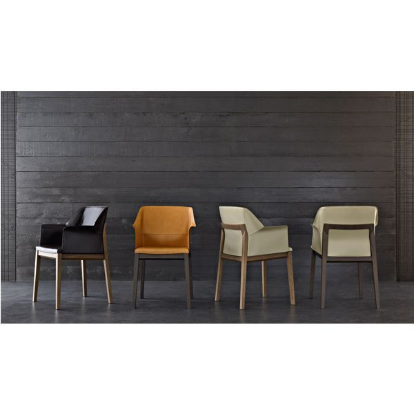 Sedia Tivan - design Arik Levy - Molteni&C