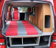 Image result for t4 caravelle bed