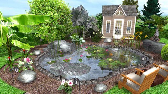8 Free Garden/Landscape design software