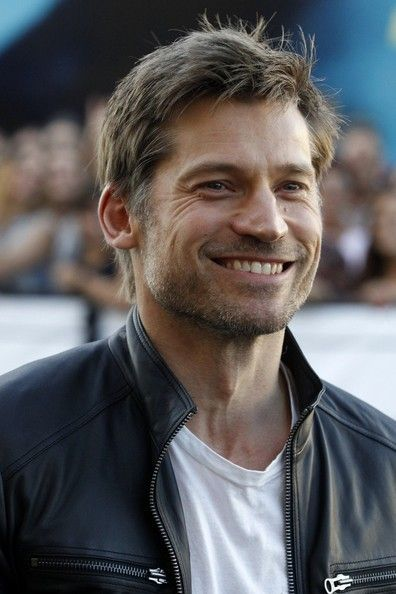 NIKOLAJ COSTER-WALDAU - If my brother looked like this, I'd do him too!