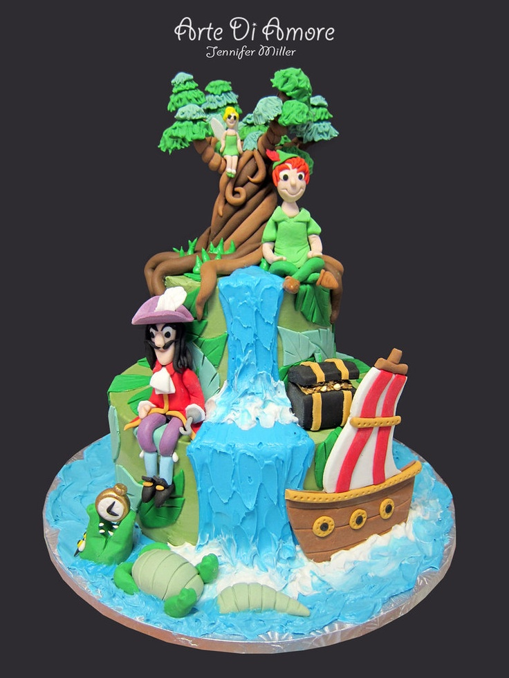 37 Best Peter Pan Birthday Party Images On Pinterest