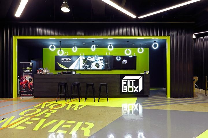 FITBOX by Whitespace, Samut Prakan – Thailand » Retail Design Blog