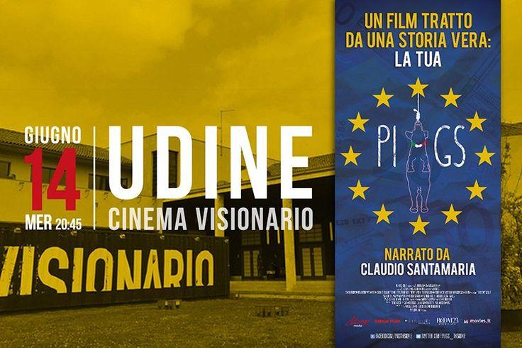 PIIGS è a Udine: mercoledì 14 giugno - Rete MMT
