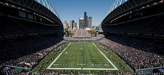 HOME AWAY FROM HOME!  12TH MAN