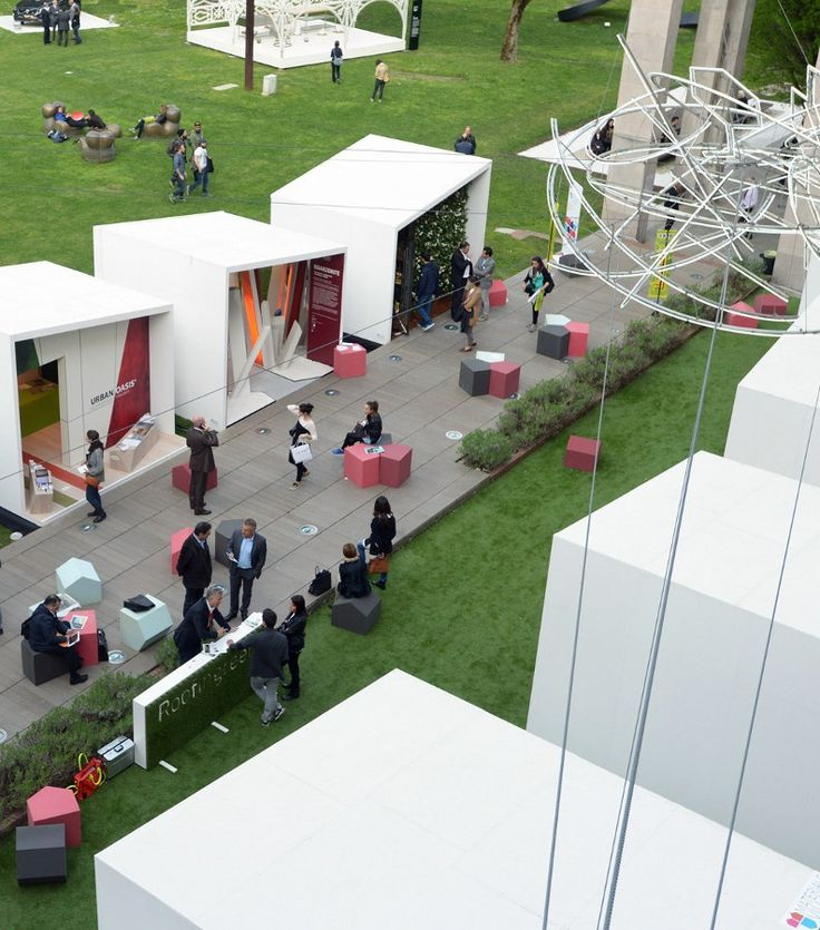 Fuorisalone 2015: Materials Village at SuperStudio Più - Research and Innovation for future materials