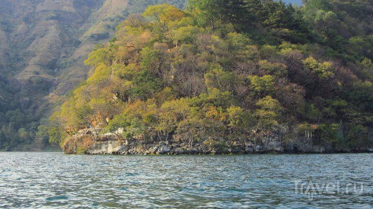 Гватемала, озеро Атитлан: парк Тсанкухиль и город Сантьяго