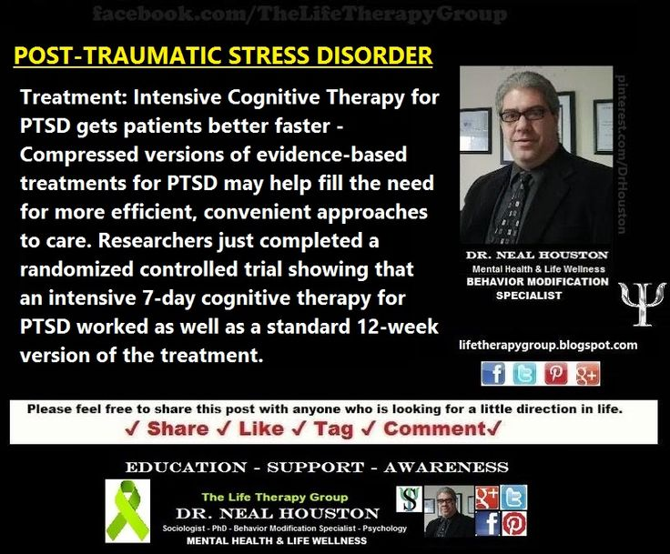 cognitive therapy trial based