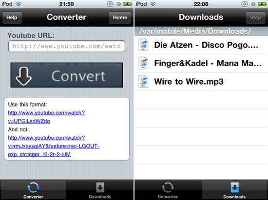 convert youtube to mp3 on iphone mp3 newhairstylesformen2014 9740