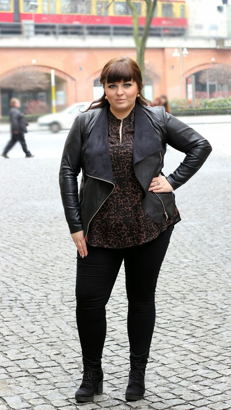 CONQUORE · The Fatshion Café Plus Size Blog: Alltagslook in Berlin