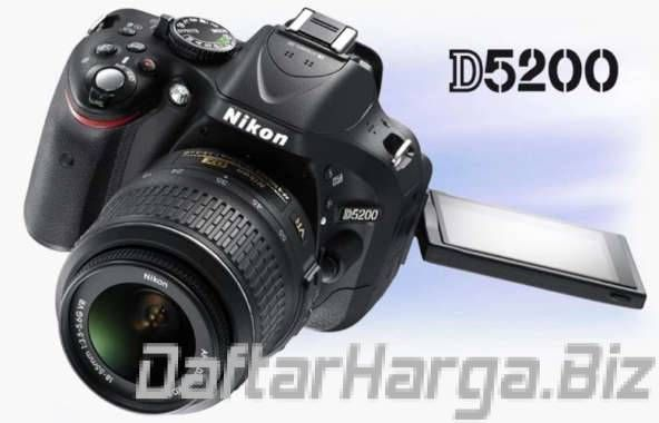 List Harga Kamera DSLR Nikon Terbaru Juni 2017 | Kamera DSLR Murah | DaftarHarga.Biz