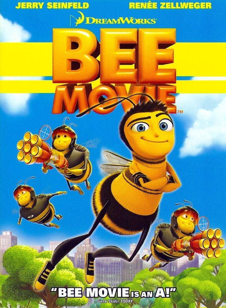 BEE MOVIE (7/10)