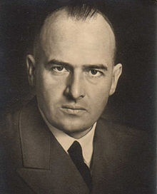 """Hans Frank - During his tenure (1939–1945), he instituted a reign of terror against the civilian population and became directly involved in the mass murder of Polish Jews. At the Nuremberg trials, he was found guilty of war crimes and crimes against humanity and executed."""