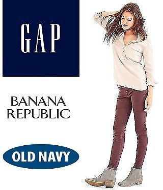 Gap, Old Navy & Banana Republic - 40% Off Entire Purchase