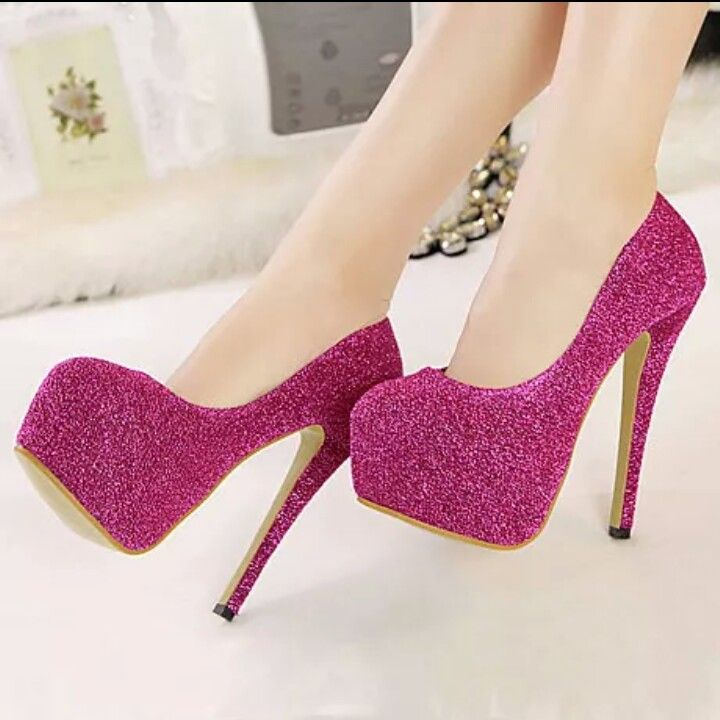 Not really into pink shoes, but these are very cute