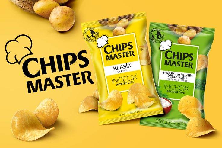 #packaging #design for #chips #master by Orhan Irmak Tasarım | Creative Packaging & Design