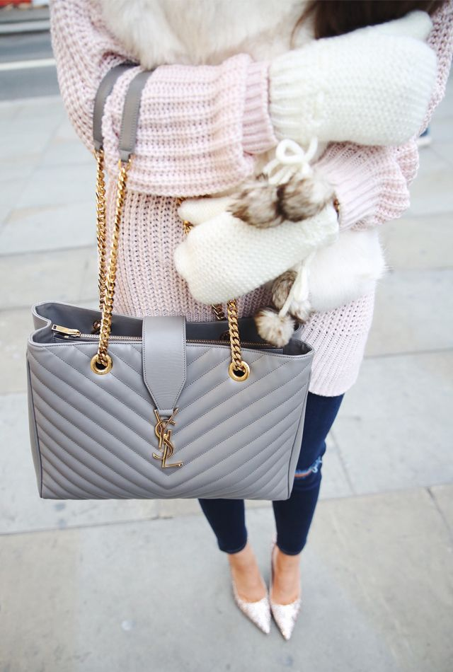 Winter Pastels in London: Southern Curls & Pearls waysify