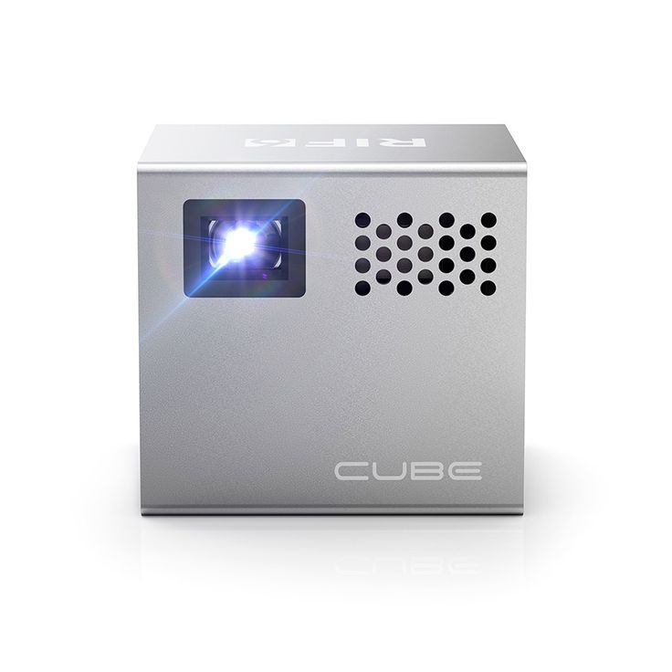 Meticulously designed for unbridled imaginations, the Cube works with your MHL/HDMI devices so you can transform your 5-inch screen into a 120-inch display. Discover how the tiny Cube will make a big impression.