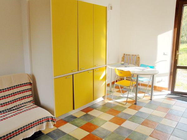 Apartment Pontesecco 2. In the country, beautiful landscape, 1 double room, town centre 10-15 min on foot. Castelbuono, Sicily. http://homemadesicily.com/en/where-to-sleep/holiday-apartment-pontesecco-2/