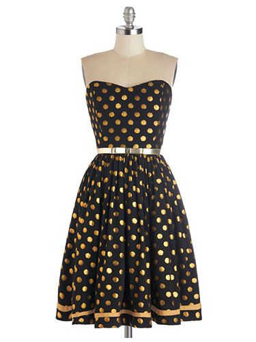 Party Dresses Under $500 (Marie Claire), ModCloth Well Fancy That Dress, $149.99