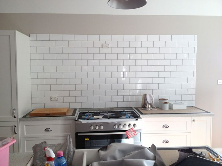 Tile splashback french provincial kitchen google search Splashback tiles kitchen ideas