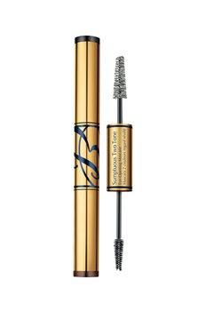 Zwei in einem: Schwarze und braune Mascara in einem Produkt. 'Sumptuous Two Tone Eye-Opening Mascara' von Estée Lauder um 28 Euro  Foto: © Estée Lauder
