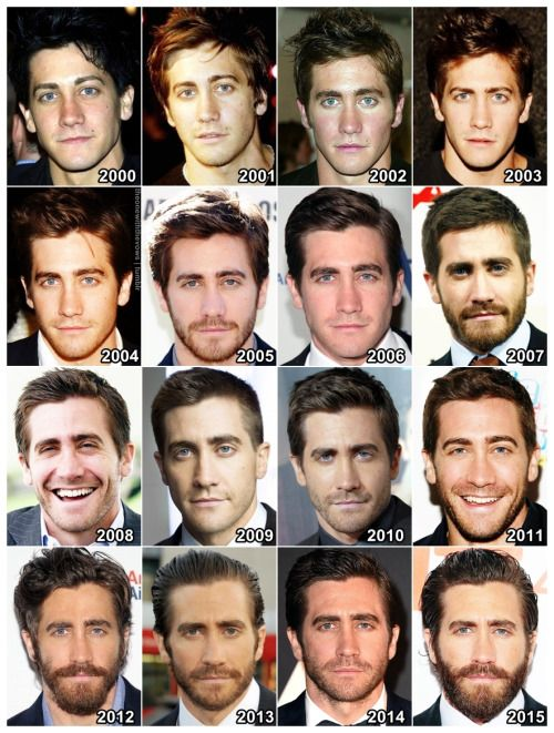 The Evolution of: Jake Gyllenhaal