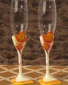 Autumn Themed Toasting glasses set. http://bluerainbowdesign.com/WeddingFavorProduct.aspx?ProductID=PR010112174987JA123456789XBRD68688=WEDDI=GROUP=WTOASWedding Accessories, Gift Boxes, Autumn Theme, Wedding Favors, Toast Flute, Fall Autumn, Theme Wedding, Glasses Sets, Toast Glasses
