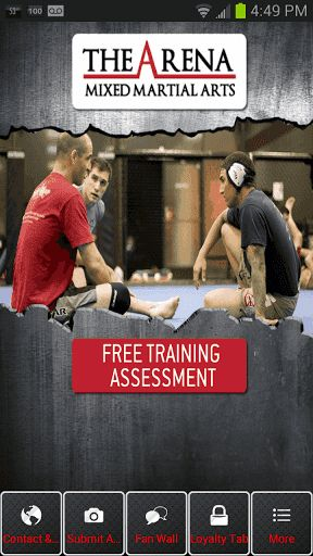 Welcome to The Arena Mixed Martial Arts Gym app.   We are the premier training gym in San Diego. If you love extreme sports, it would be wise to consider some extreme training. At The Arena MMA, you can train just as the professional fighters of mixed martial arts train. In addition to classes in Judo, Brazilian Jiu-Jitsu, Muay Thai and boxing, The Arena offers a CrossFit gym and has developed its own intense strength and conditioning program called FightBuilt. This system was design…