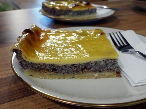 Mohn-Schmand-Kuchen