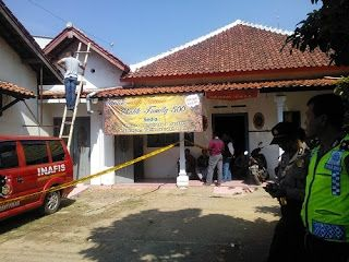 Diduga Korban Perampokan, Pedagang Kelontong Tewas Terbunuh Di Dalam Toko