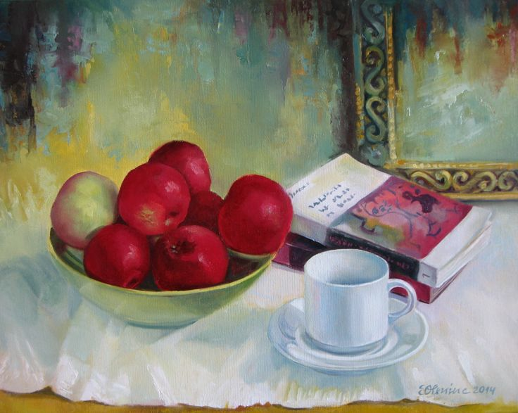 View Summer apples by Elena Oleniuc. Browse more art for sale at great prices. New art added daily. Buy original art direct from international artists. Shop now