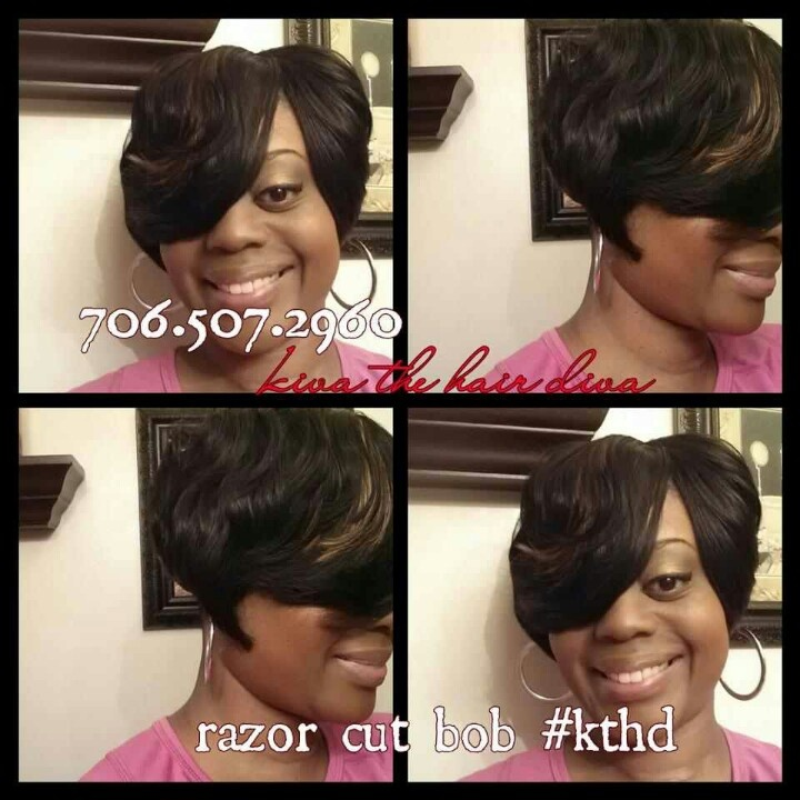 Incredible 1000 Images About Short Weave Hairstyle On Pinterest Bobs Hairstyles For Women Draintrainus