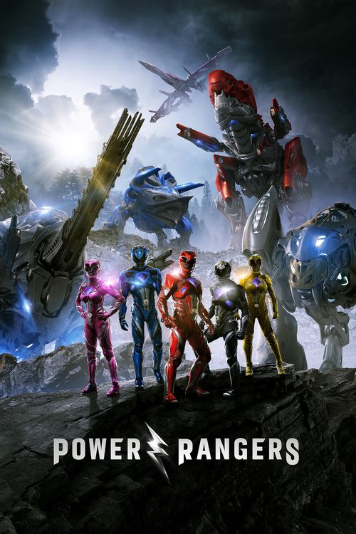 Watch Power Rangers (2017) Full Movie HD Free Download