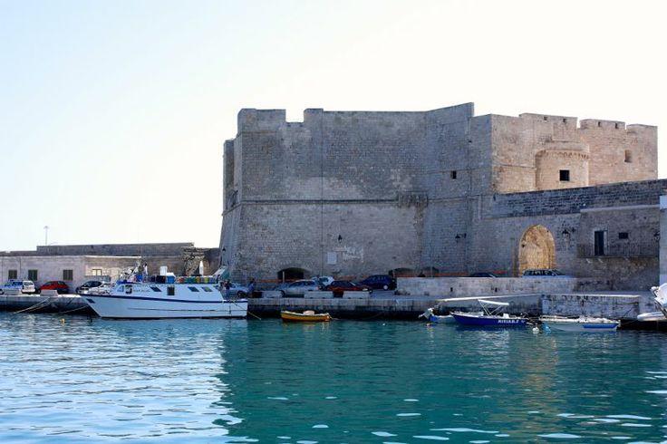 Castello di Monopoli (Puglia)