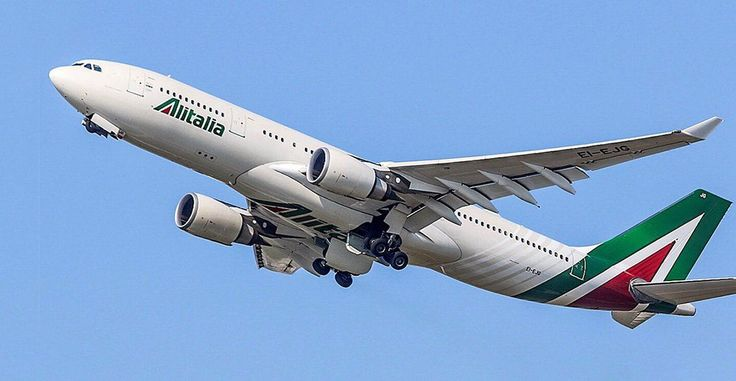 FlightStats: Alitalia Third Most Punctual Airline in Europe.