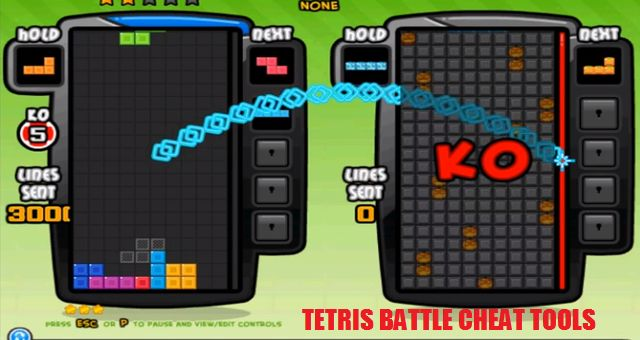 Wanna send 5000 lines in Tetris Battle? Find out how, click!