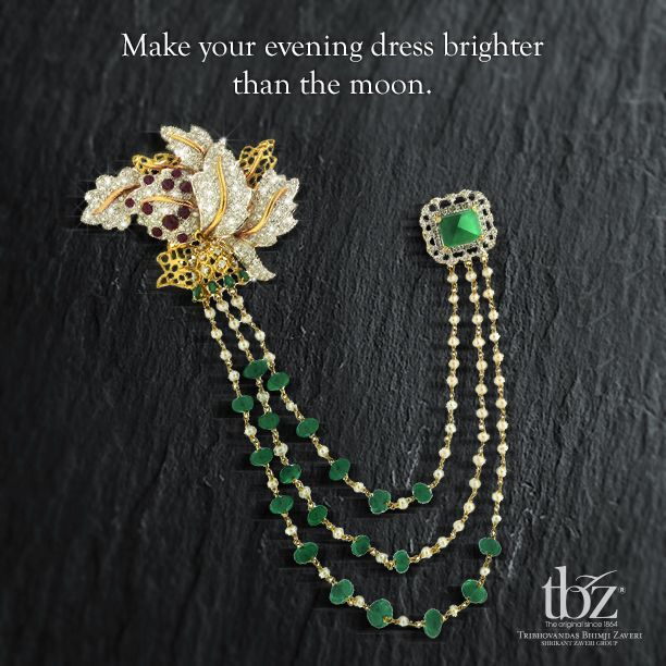 Have a great evening. #WeddingsbyTBZ #TBZ #Jewellery #Gold #Diamond #Necklace #Jewels #India #Indian #Bride #Marriage #Elegant #Beautiful #Rare