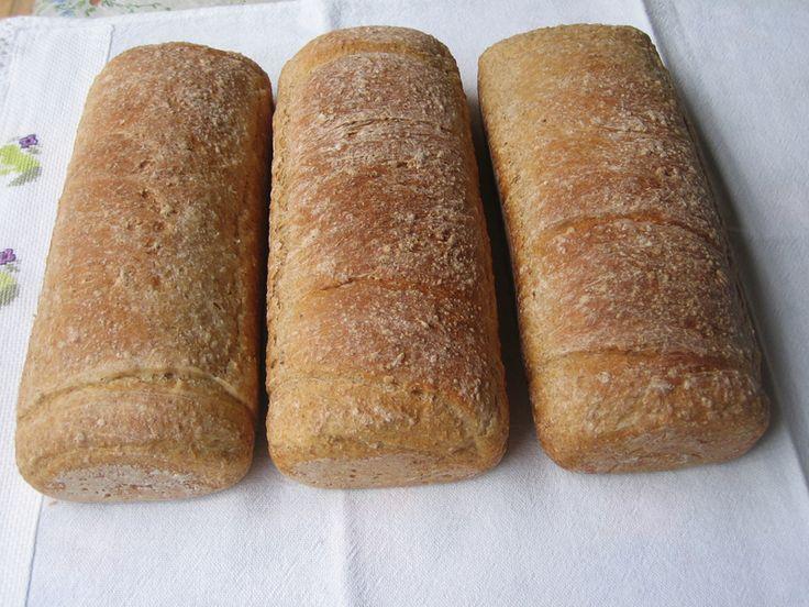 Pão de 7 Grãos