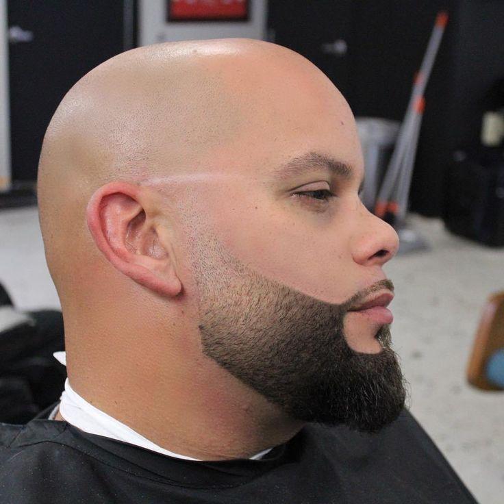 Shaved Head With Faded Beard,faded beard styles, faded beard tutorial, faded beard line up, faded beard styles for men, faded beard cut, faded beard, faded beard at home, faded beard trim