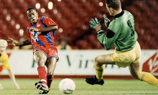 Ian Wright: I was bullied by Jim Cannon at Crystal Palace