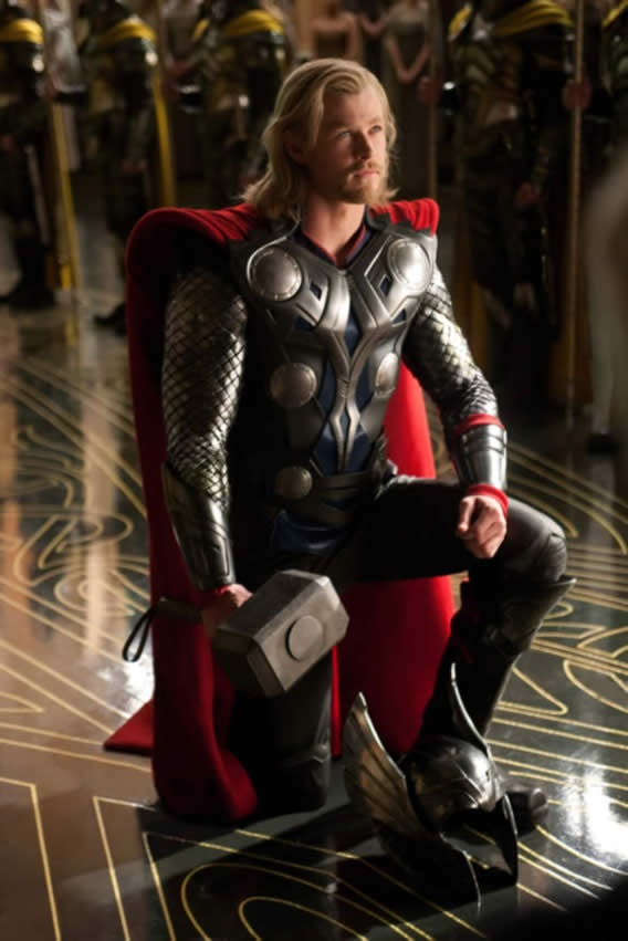 Marvels Thor: The Dark World Official Synopsis Revealed
