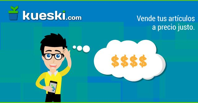 Tips para ponerle precio y vender rápido tus cosas usadas http://kski.tips/1UwjKc5  #KueskiTips