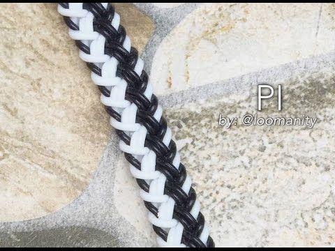 PI Monster tail bracelet design - YouTube