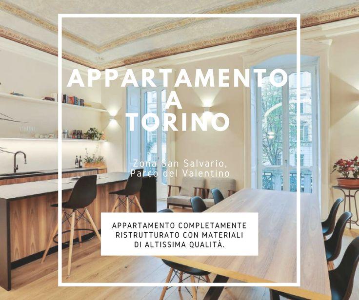 Proponiamo a Torino, nel cuore di San Salvario ma lontano dalla movida, appartamento di 145mq completamente ristrutturato in affascinante palazzo d'epoca. In vendita a €438.000.
