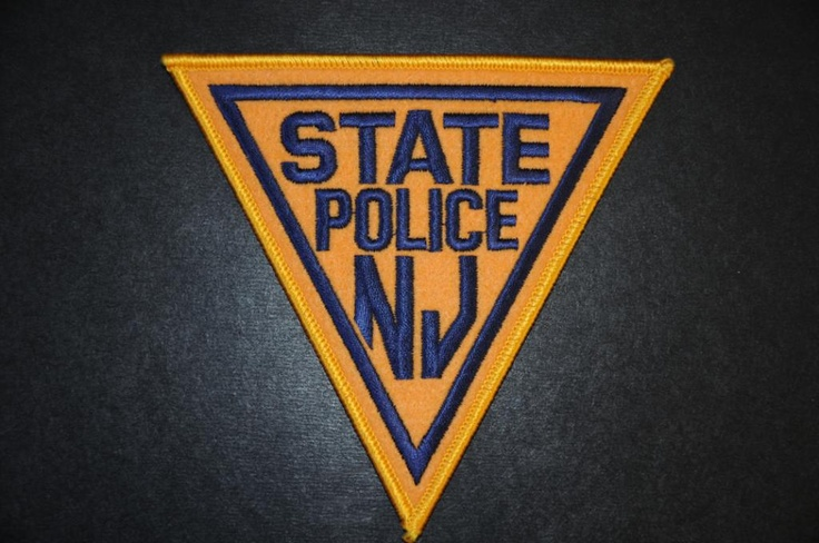 New Jersey State Police Patch (Current Issue) States