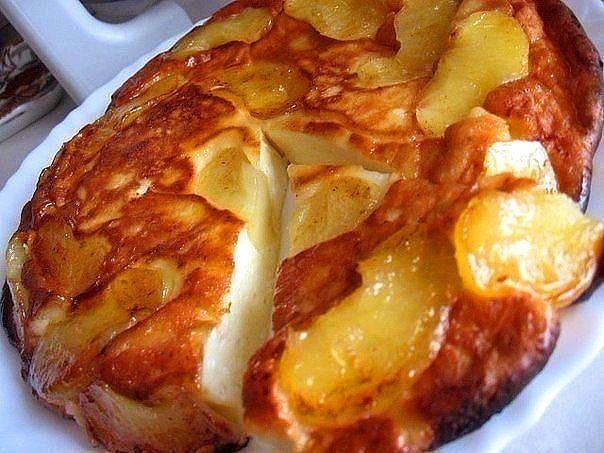 Творожно-яблочный десерт - просто и вкусно! » Женский Мир