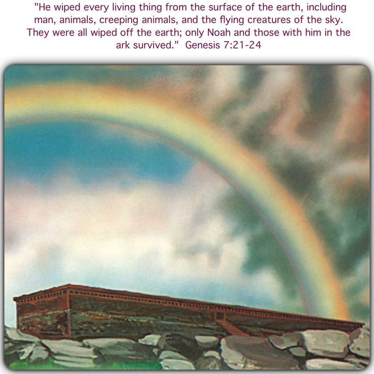 The Life of Noah - Bible Study